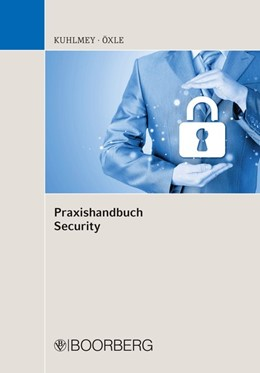Abbildung von Praxishandbuch Security | 1. Auflage | 2015 | beck-shop.de