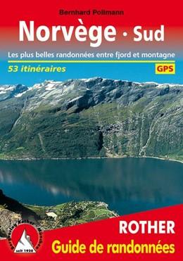 Abbildung von Pollmann | Norvège Sud (Norwegen Süd - französische Ausgabe) | 1re editions | 2016 | Les plus belles randonnées ent...