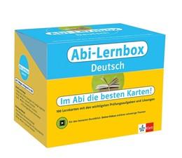 Abbildung von Abi-Lernbox Deutsch | 1. Auflage | 2016 | beck-shop.de