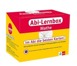 Abbildung von Abi-Lernbox Mathematik   1. Auflage   2016   beck-shop.de