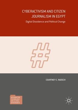Abbildung von Radsch | Cyberactivism and Citizen Journalism in Egypt | 1. Auflage | 2016 | beck-shop.de