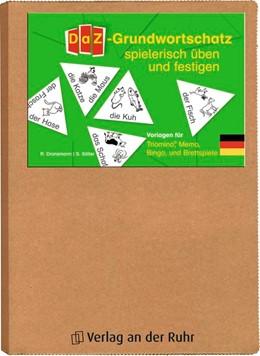 Abbildung von Dransmann / Sölter | DaZ-Grundwortschatz spielerisch üben und festigen | 2016 | Vorlagen für Triomino®, Memo, ...