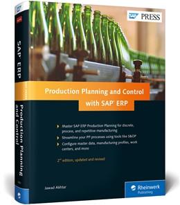 Abbildung von Akhtar | Production Planning and Control with SAP ERP | 2. Auflage | 2016 | beck-shop.de