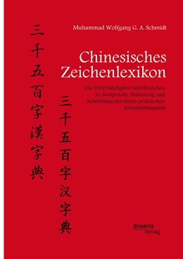 Abbildung von Schmidt | Chinesisches Zeichenlexikon. Die 3500 häufigsten Schriftzeichen in Aussprache, Bedeutung und Schreibung mit einem praktischen Schreibübungsteil | 2016