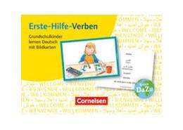 Abbildung von Deutsch lernen mit Fotokarten - Grundschule. Erste-Hilfe-Verben | 1. Auflage | 2016 | beck-shop.de