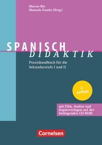 Spanisch-Didaktik | Bär / Franke, 2016 | Buch (Cover)