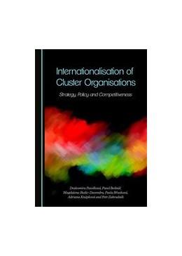 Abbildung von Pavelková / Bednár | Internationalisation of Cluster Organisations | 1. Auflage | 2016 | beck-shop.de