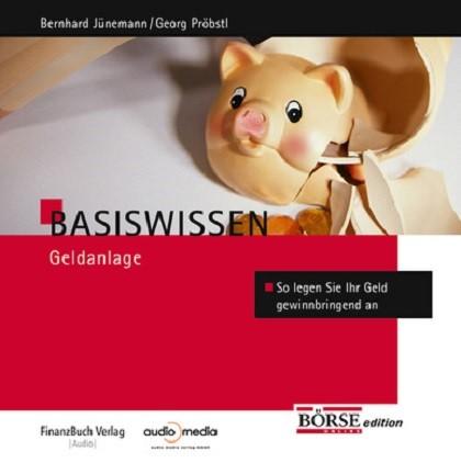 Abbildung von Pröbstl | Basiswissen Geldanlage | 2006