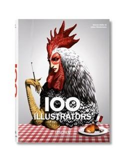 Abbildung von Heller / Wiedemann | 100 Illustrators | 1. Auflage | 2017 | beck-shop.de
