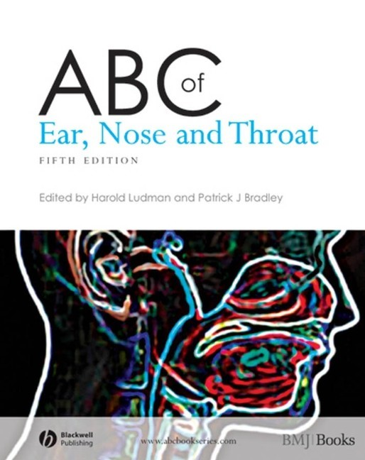 ABC of Ear, Nose and Throat | Ludman / Bradley | Neuausgabe, 2007 (Cover)