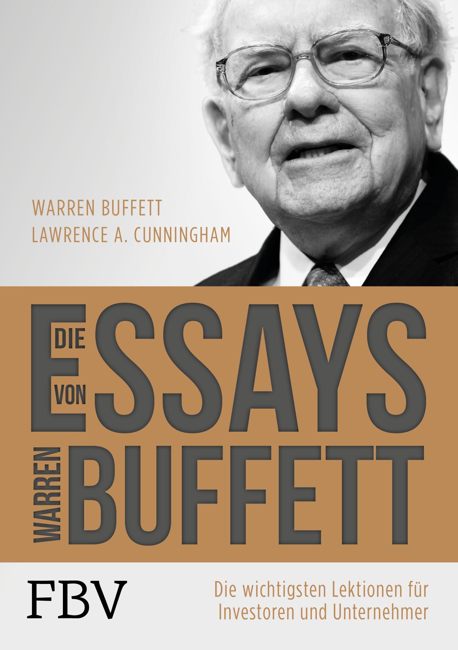 Abbildung von Buffett / Cunningham | Die Essays von Warren Buffett | 2018