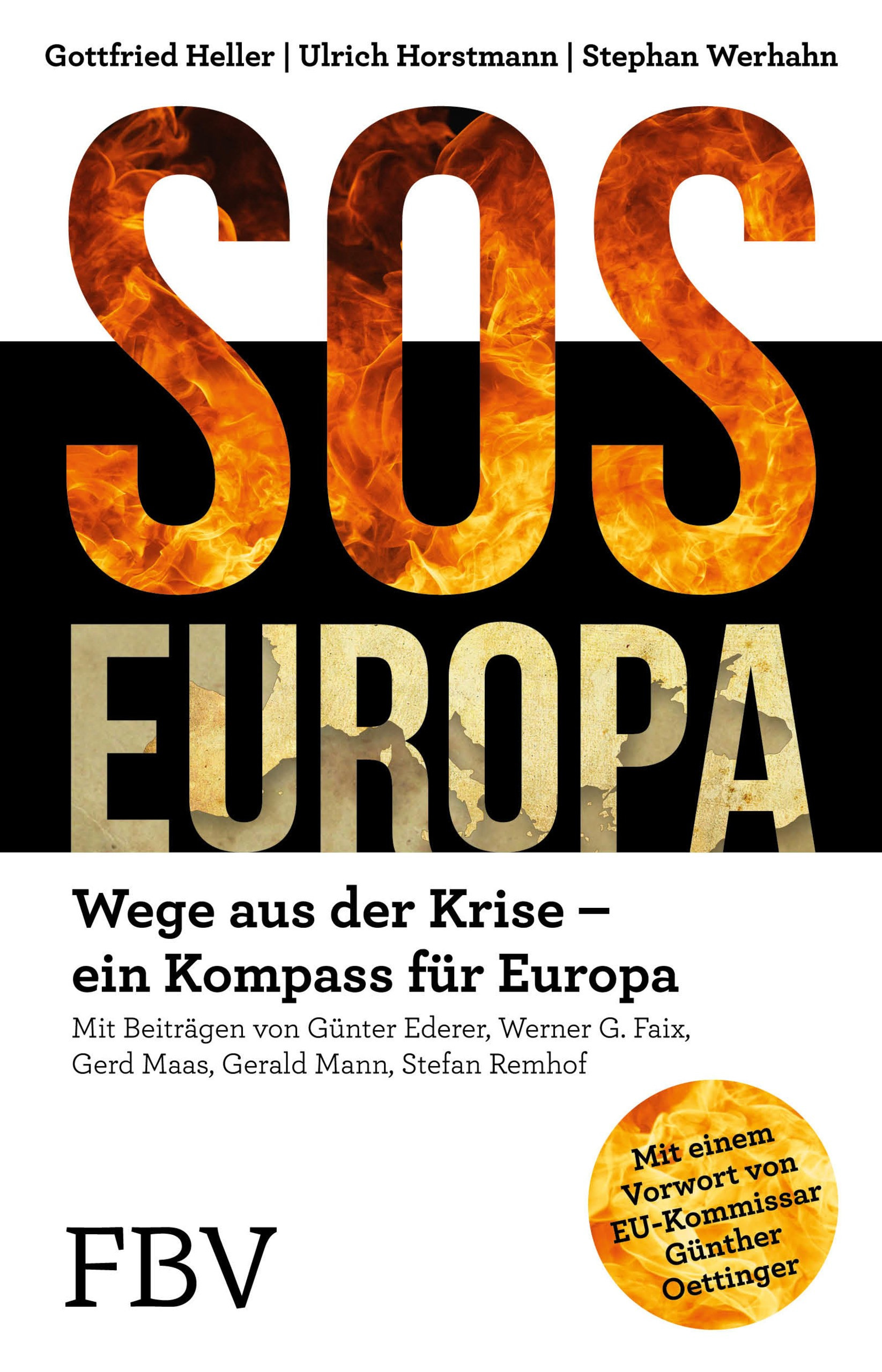 Abbildung von Werhahn / Horstmann / Heller | SOS Europa | 2016