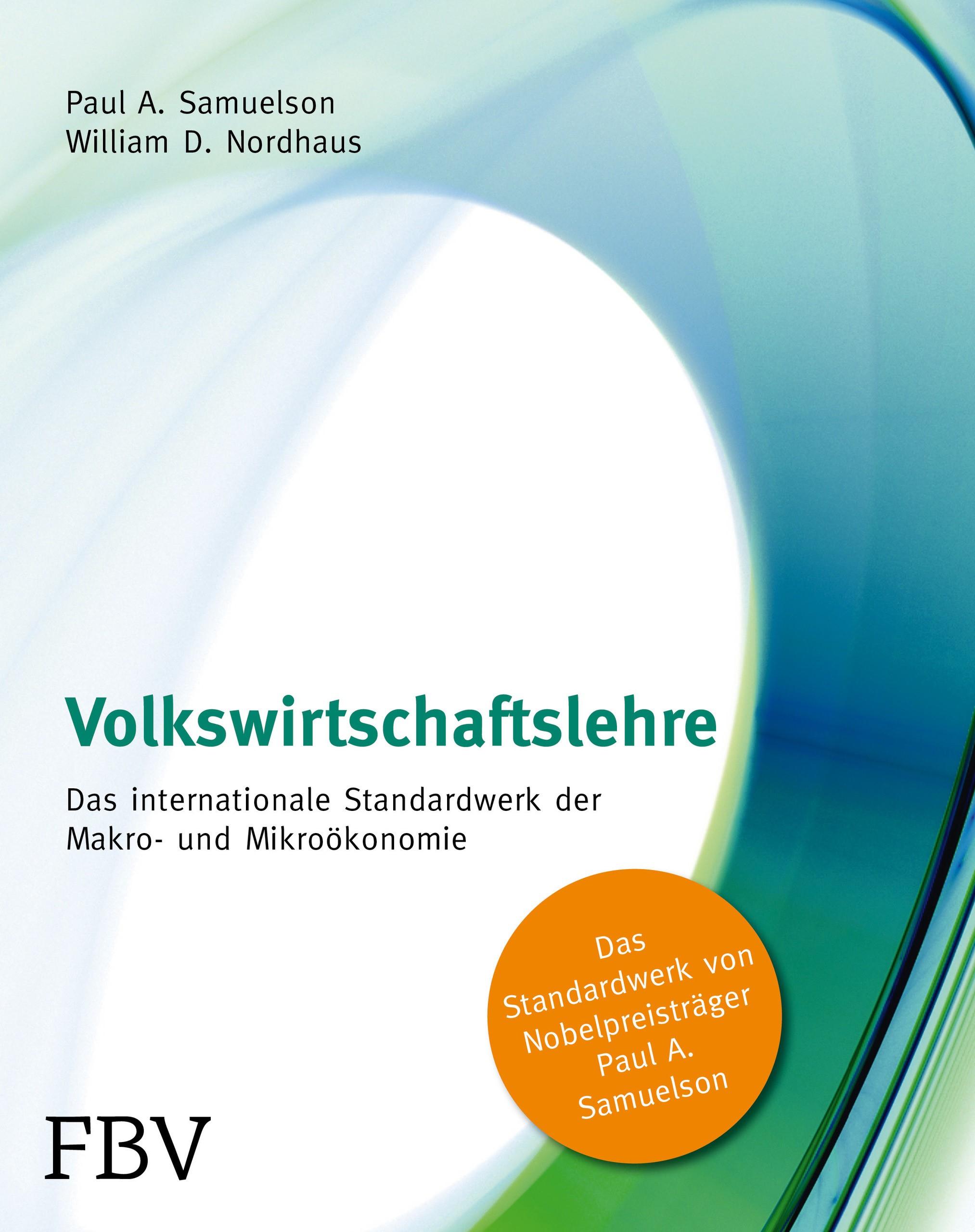 Volkswirtschaftslehre | Samuelson / Nordhaus | 5., unveränderte Auflage, 2016 | Buch (Cover)