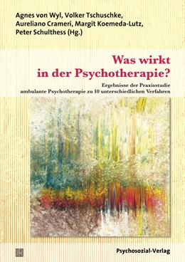 Abbildung von Wyl / Tschuschke / Crameri / Koemeda-Lutz / Schulthess | Was wirkt in der Psychotherapie? | 2016 | Ergebnisse der Praxisstudie am...