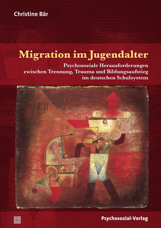 Migration im Jugendalter | Bär, 2016 | Buch (Cover)