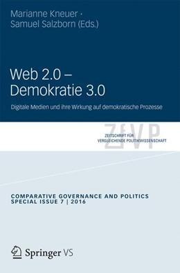 Abbildung von Marianne / Salzborn   Web 2.0 - Demokratie 3.0   2016   Digitale Medien und ihre Wirku...