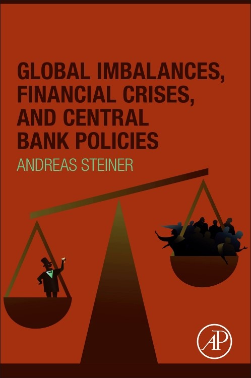 Abbildung von Steiner | Global Imbalances, Financial Crises, and Central Bank Policies | 2016