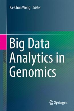 Abbildung von Wong | Big Data Analytics in Genomics | 1st ed. 2016 | 2016