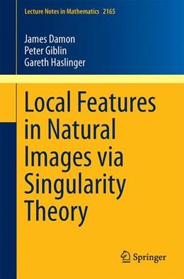 Abbildung von Damon / Giblin | Local Features in Natural Images via Singularity Theory | 1. Auflage | 2016 | 2165 | beck-shop.de