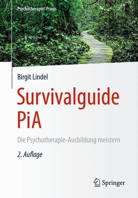 Survivalguide PiA | Lindel | 2., vollständig überarbeitete Auflage, 2016 | Buch (Cover)