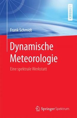 Abbildung von Schmidt   Dynamische Meteorologie   2016   Eine spektrale Werkstatt