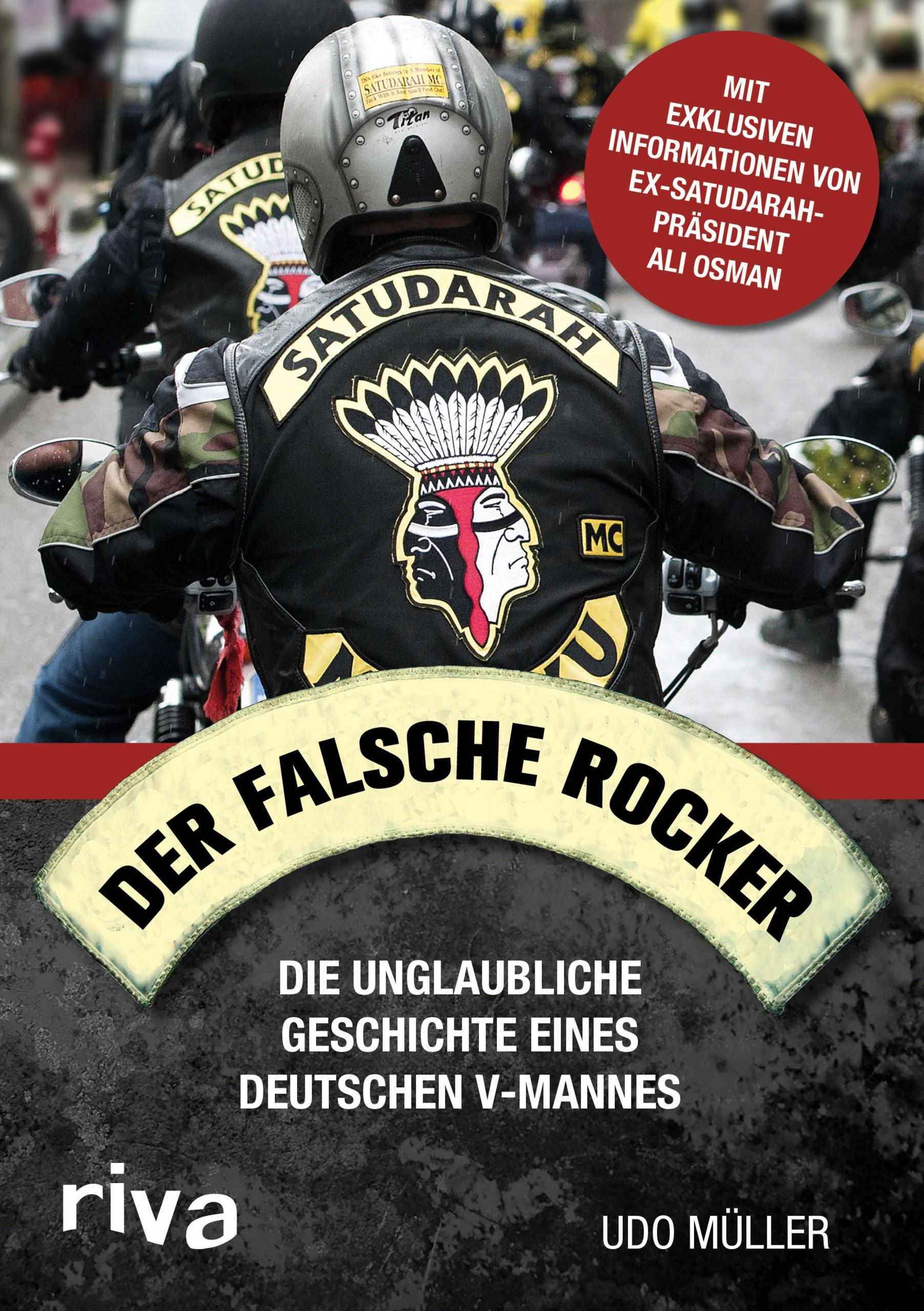 Der falsche Rocker | Müller, 2017 | Buch (Cover)