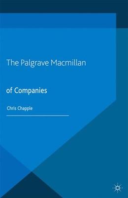 Abbildung von Chapple | The Moral Responsibilities of Companies | 1st ed. 2014 | 2014