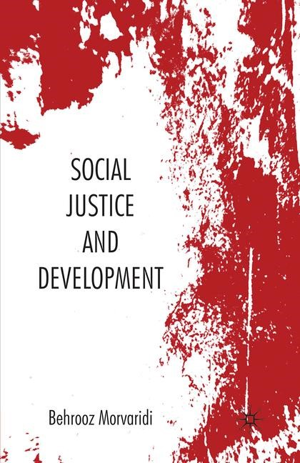 Social Justice and Development | Morvaridi | 1st ed. 2008, 2008 | Buch (Cover)