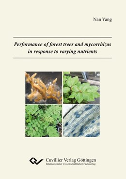 Abbildung von Yang | Performance of forest trees and mycorrhizas in response to varying nutrients | 2016