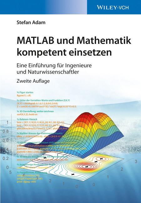Abbildung von Adam | MATLAB und Mathematik kompetent einsetzen | 2. überarbeitete und ergänzte Auflage | 2016