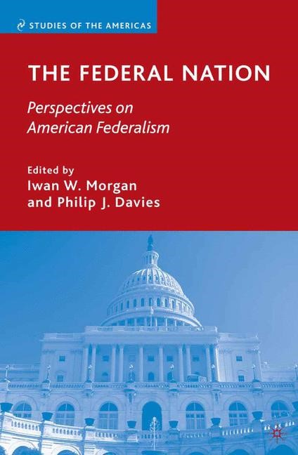 The Federal Nation | Morgan / Davies | 1st ed. 2008, 2009 | Buch (Cover)