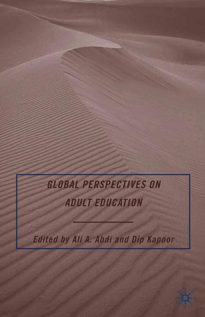Global Perspectives on Adult Education | Abdi / Kapoor | 1st ed. 2009, 2009 | Buch (Cover)