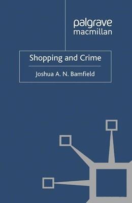 Abbildung von Bamfield   Shopping and Crime   1st ed. 2012   2012