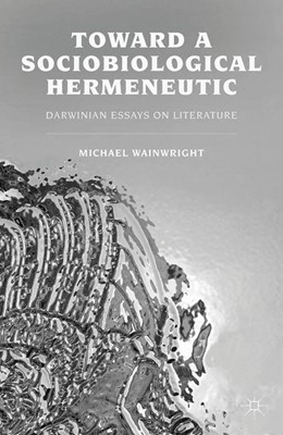 Abbildung von Wainwright | Toward a Sociobiological Hermeneutic | 1st ed. 2012 | 2012