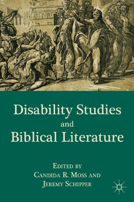 Disability Studies and Biblical Literature | Moss / Schipper | 1st ed. 2011, 2011 | Buch (Cover)