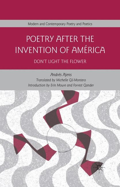Abbildung von Ajens | Poetry After the Invention of América | 1st ed. 2011 | 2011