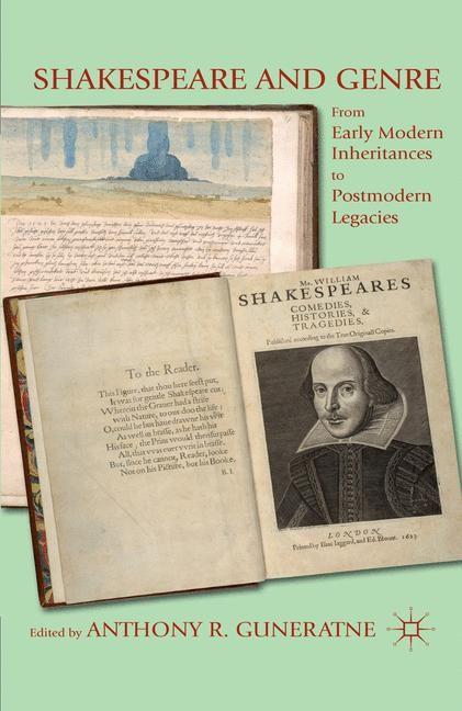 Abbildung von Guneratne   Shakespeare and Genre   1st ed. 2011   2012