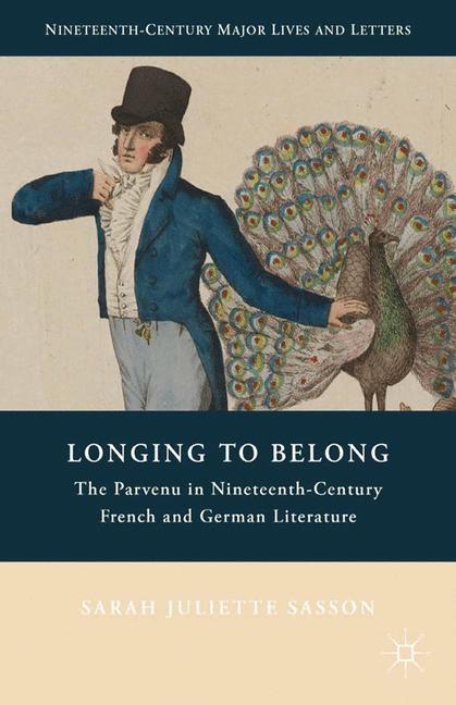 Abbildung von Sasson   Longing to Belong   1st ed. 2012   2012