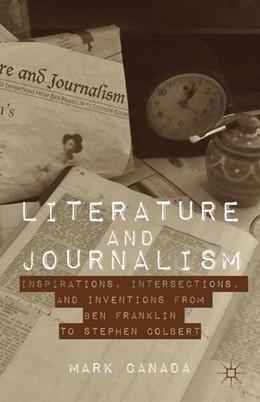 Abbildung von Canada | Literature and Journalism | 1st ed. 2013 | 2013
