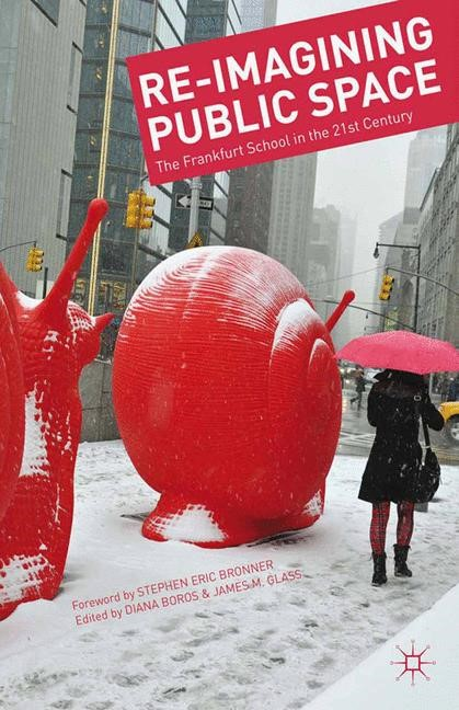 Re-Imagining Public Space | Boros / Glass | 1st ed. 2014, 2014 | Buch (Cover)