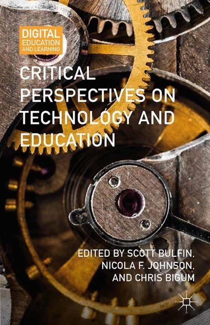 Abbildung von Bulfin / Johnson / Bigum | Critical Perspectives on Technology and Education | 1st ed. 2015 | 2015