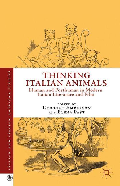 Abbildung von Amberson / Past   Thinking Italian Animals   1st ed. 2014   2014