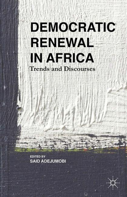 Democratic Renewal in Africa | Adejumobi | 1st ed. 2015, 2015 | Buch (Cover)