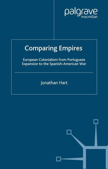 Abbildung von Hart | Comparing Empires | Softcover reprint of the original 1st ed. 2003 | 2003
