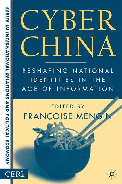 Abbildung von Mengin | Cyber China | Softcover reprint of the original 1st ed. 2004 | 2015