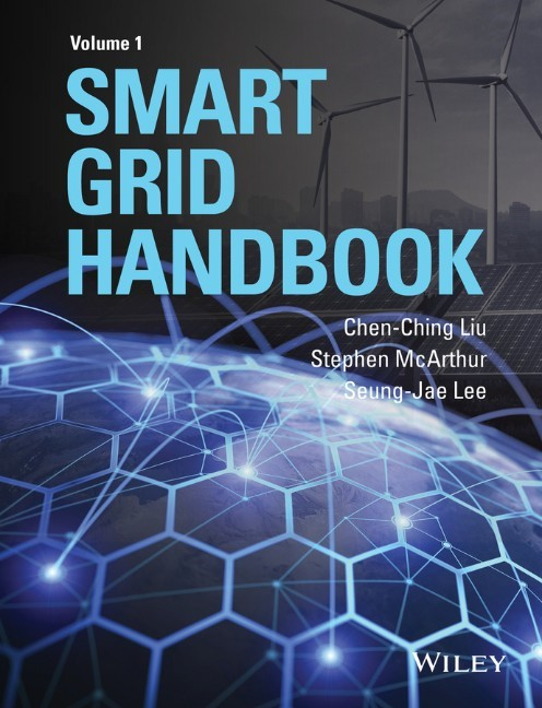 Abbildung von Liu | Smart Grid Handbook, 3 Volume Set | 2016
