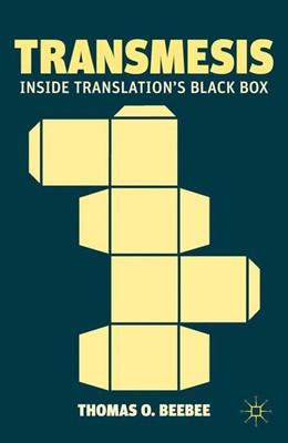 Abbildung von Beebee | Transmesis | 1st ed. 2012 | 2012 | Inside Translation's Black Box