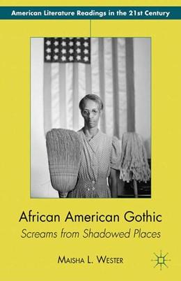 Abbildung von Wester | African American Gothic | 1st ed. 2012 | 2012