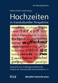 Hochzeiten in transkultureller Perspektive   Brall-Tuchel, 2016   Buch (Cover)