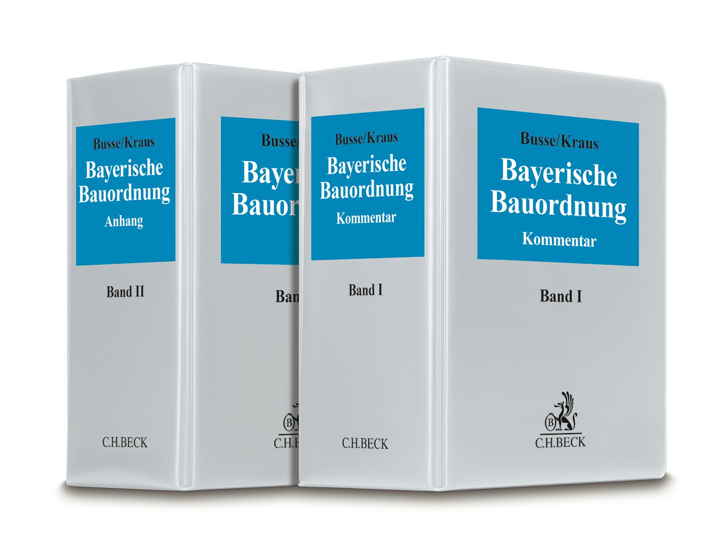 Bayerische Bauordnung | Simon / Busse | 128. Auflage (Cover)